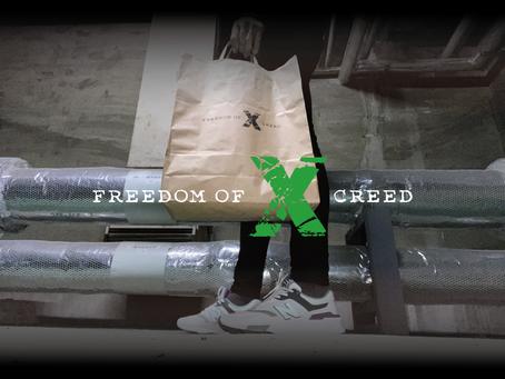いよいよ明日!【FREEDOM OF CREED】クリスマス販売イベントSTART!!