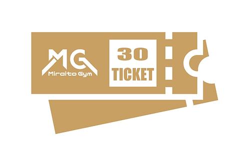 MGチケット(30枚)