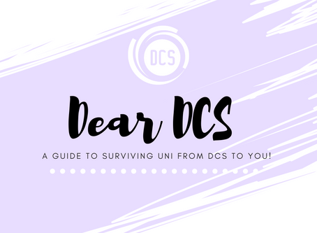 Dear DCS #5: Exam Survival Guide!
