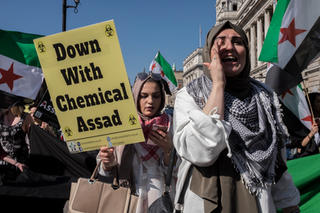Down with Chemical Weapons