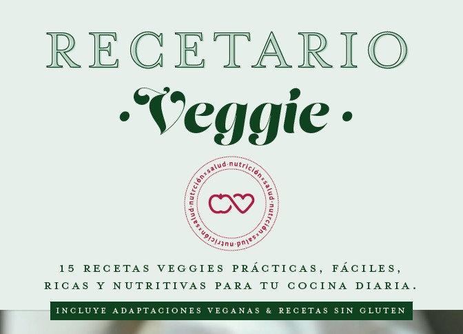 Recetario Veggie