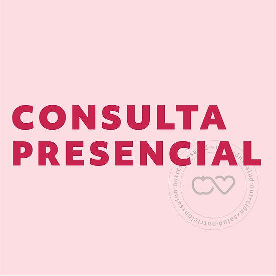 Consulta Presencial