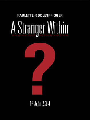 A Stranger Within by Prophetess Riddlesprigger