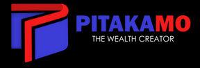 Banner PITAKAMO Official Logo UHD White.