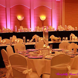 This wedding got me on the preferred vendor list at Holiday Inn Independence..