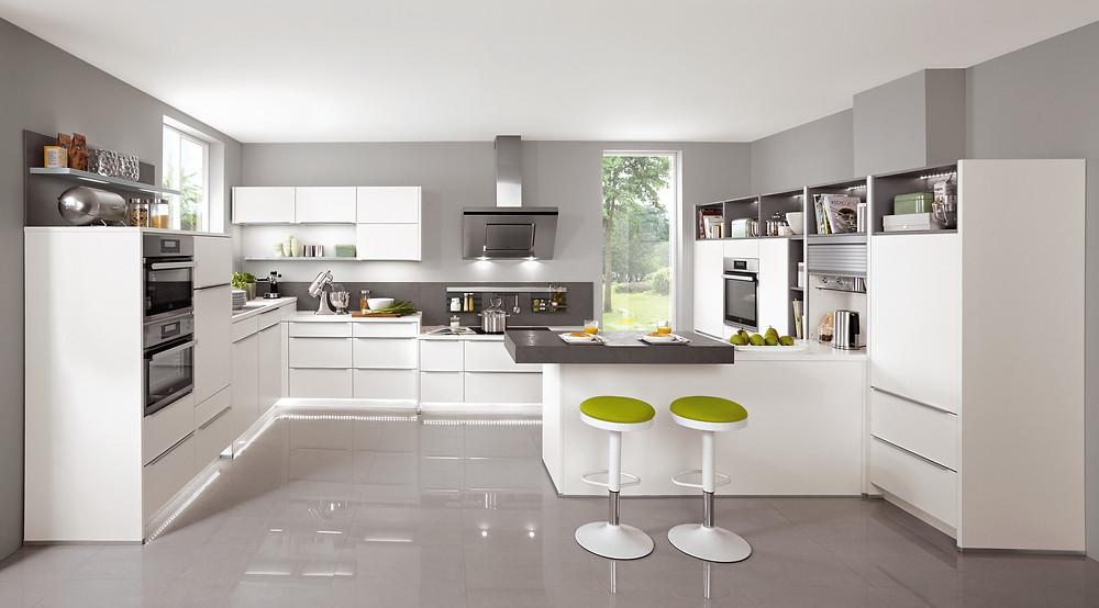 Unsere Küche #Touch 332