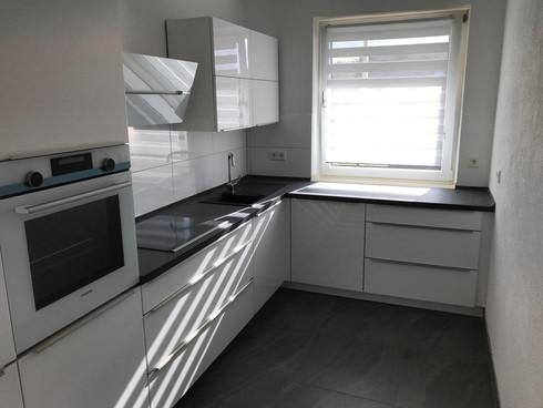 Heute haben wir in #Friedrichsfeld diese wunderschöne #Küche fertig montiert , wir wünschen der Fami