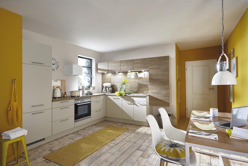 Eine gemütliche #Küche in #FerroBronze #Speed 271