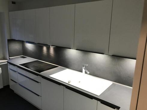 Eine Küche zum Sattsehen 😊 ....... in #Oberhausen haben wir diese einzigartige Küche fertig montier