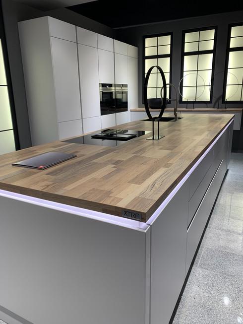 Gib deiner Küche ein Gesicht,mit vielen kleinen aber feinen Details bekommt deine Küche dein Steel.