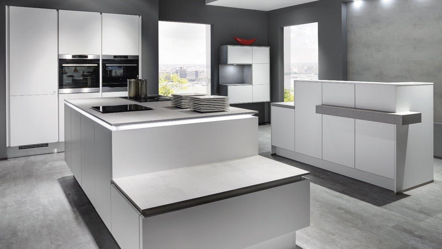 Kücheninsel mit Sitz Design | Küchen | Stadt Essen | Ihr Küchen Partner