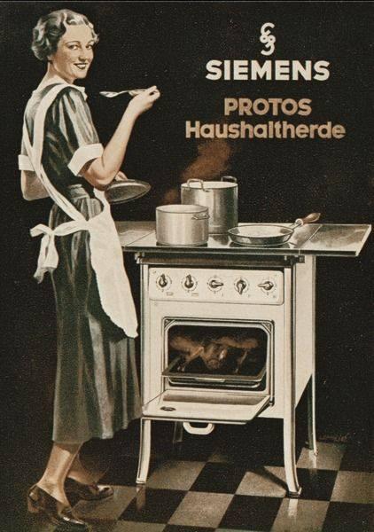 George Simpson erfand den ersten Elektroherd, am 20. September 1859 erhielt er ein US-Patent auf die