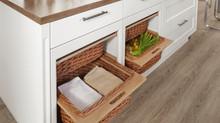 Geniale Idee in der Landhausküche, Kartoffeln richtig lagern.