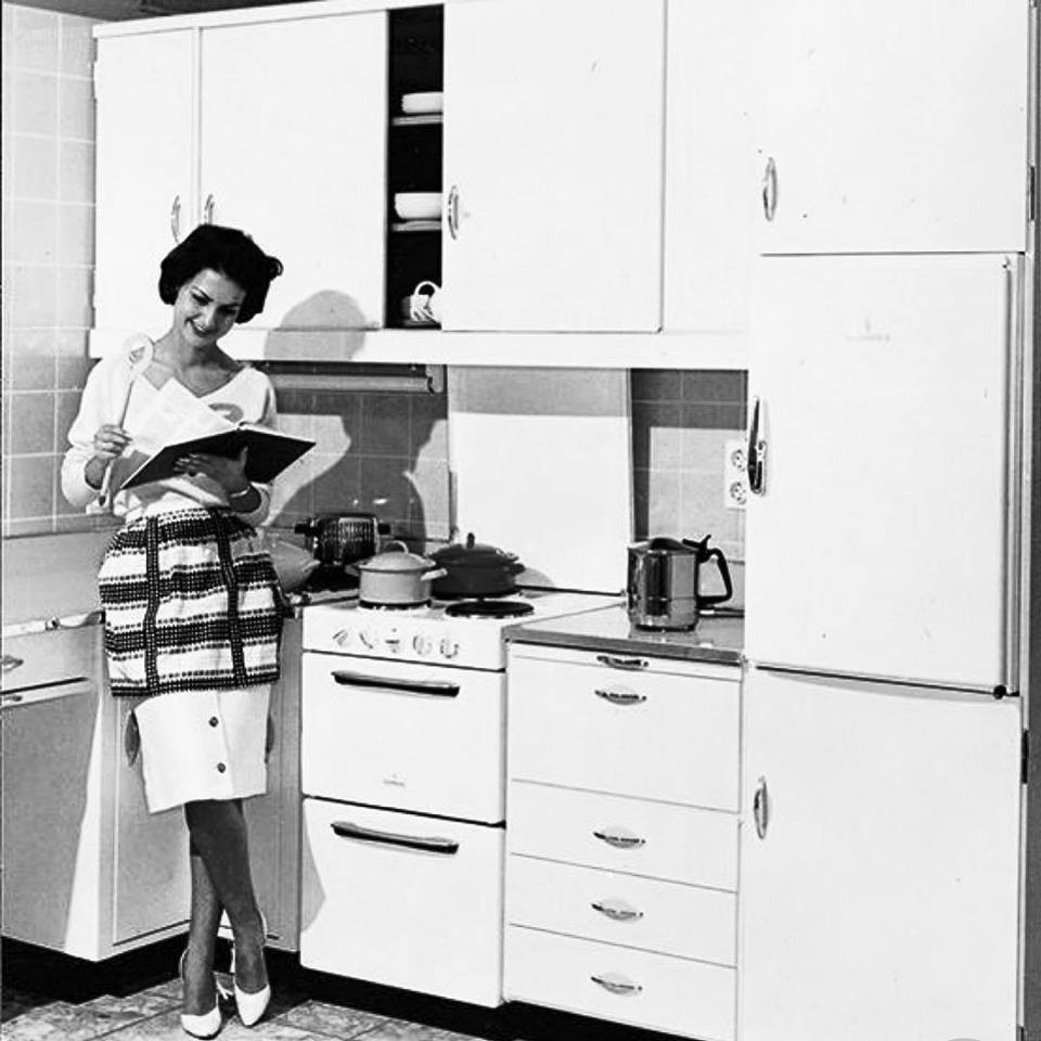 Eine Siemens Küche aus dem Jahr 1959 😮