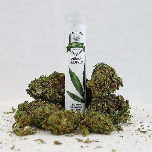 Founder's Flower Premium Bud Pre-Roll (.65 gram)