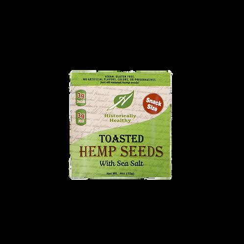 Toasted/Salted Seeds – Sample Pack