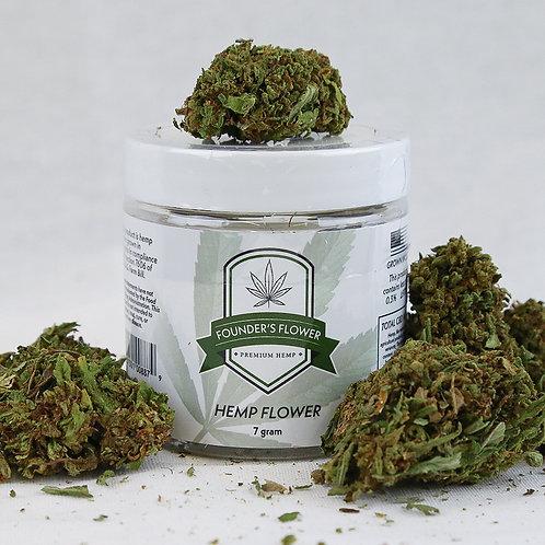 Founder's Flower Premium Bud 7.0 Gram Jar