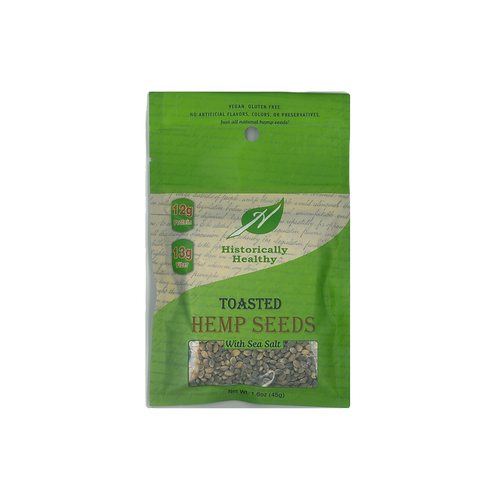 Toasted/Salted Seeds – 1.6oz Snack Pack