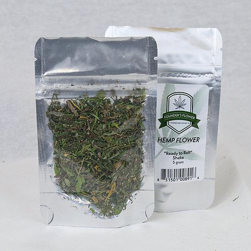 Founder's Flower Premium 5.0 Gram Shake Packet