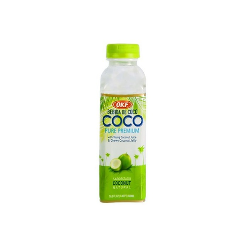 """OKF Aloe Drink Pure Coconut""500ml"