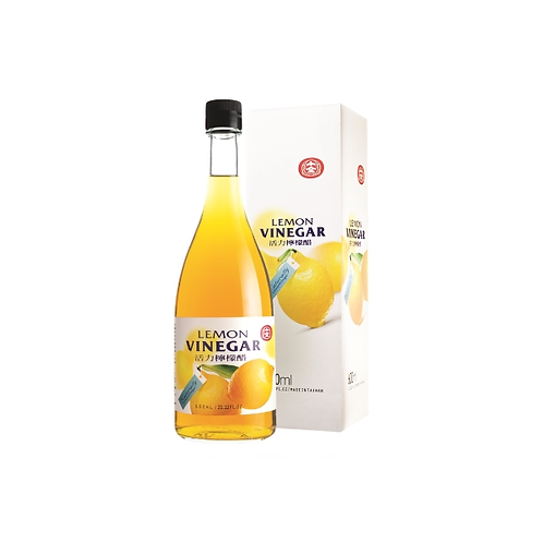 十全活力柠檬醋600ml