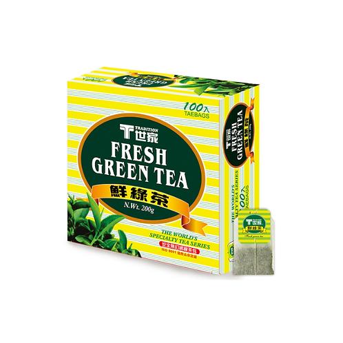 T世家锡鲜绿茶100bags