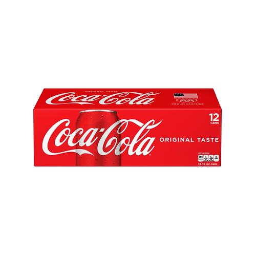 可口可乐12cans