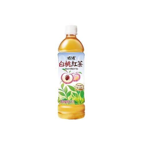 古道白桃红茶575ml