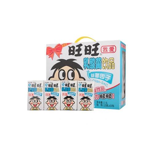 旺旺乳酸菌饮品20*125ml