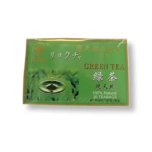 天湖山纯天然绿茶200G
