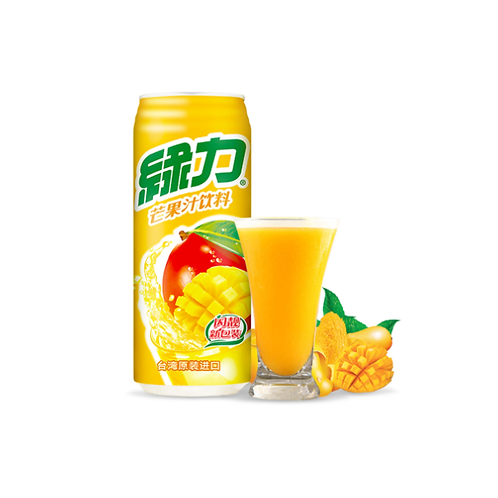 绿力芒果汁240ml