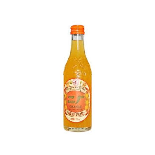 汉口二厂橙汁汽水275ml