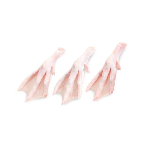新鲜盒装鸭爪
