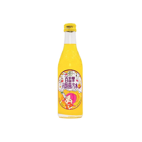 汉口二厂百香果乳酸菌汽水275ml