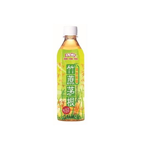 鸿福堂竹蔗茅根饮料500ml