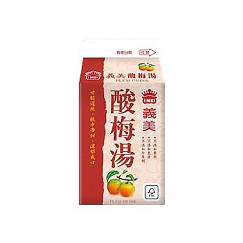義美酸梅汁1.5L