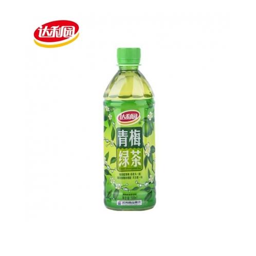 达利园青梅绿茶500ml