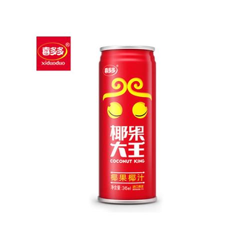 喜多多椰果椰汁780G