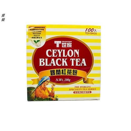 T世家锡兰红茶包100bags