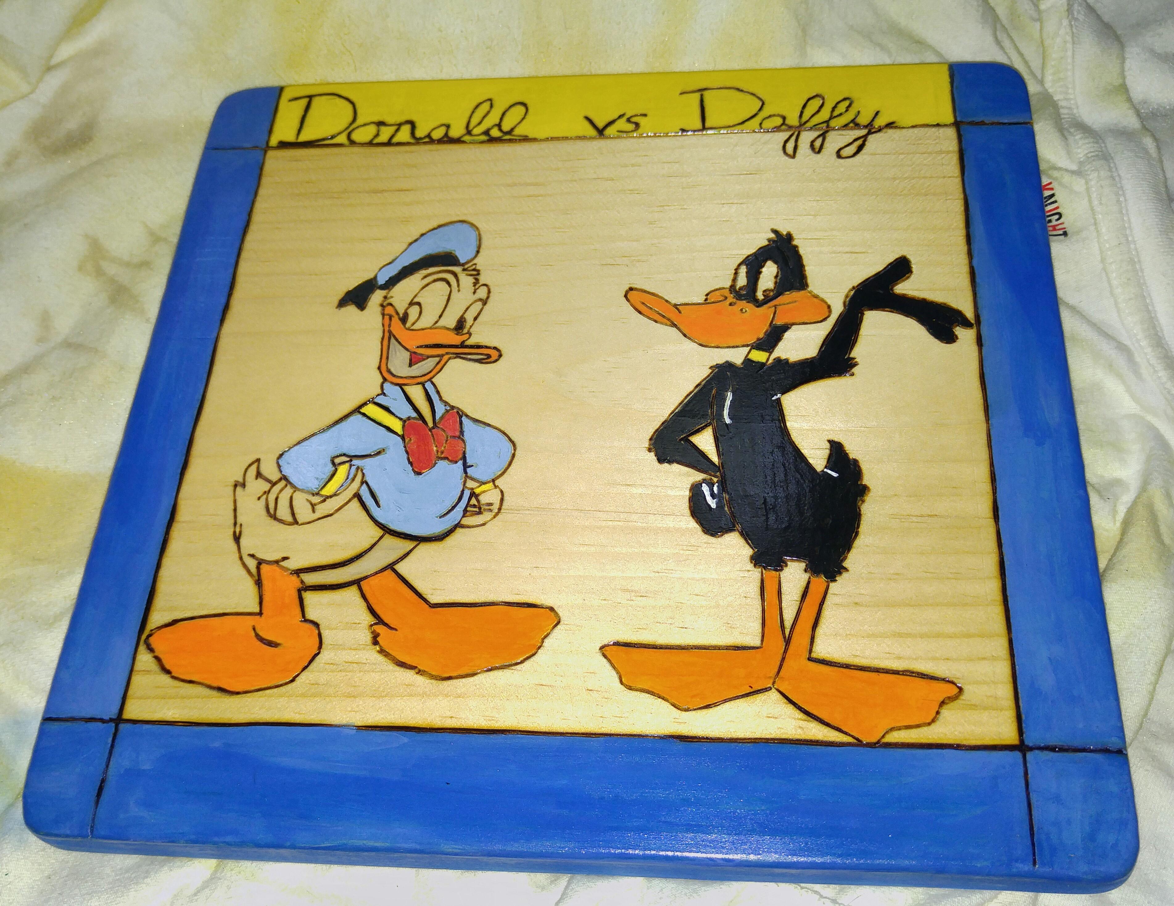 Donald vs Daffy2