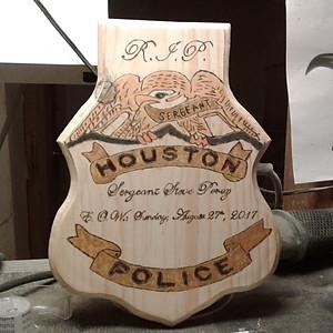 Houston Police Department; Sergeant Steve Perez