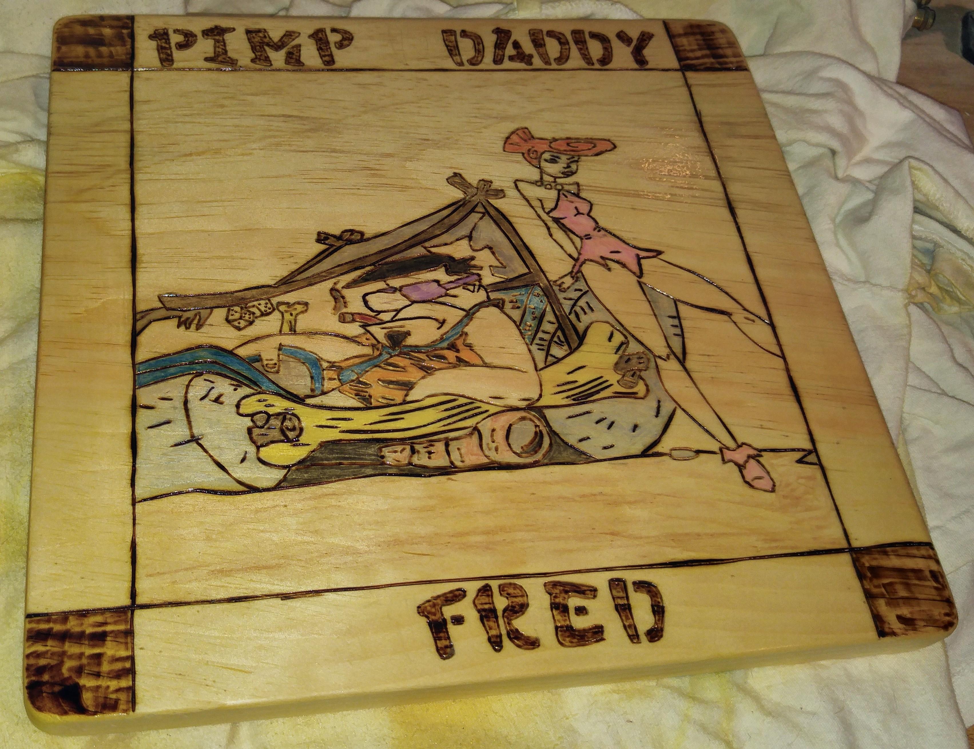 Pimp Daddy Fred