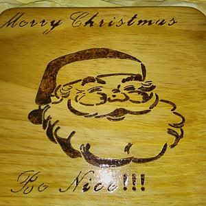 Santa (Merry Christmas)