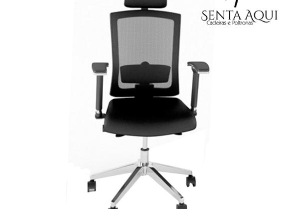 Cadeira Presidente Verona