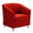 Sofa para recepção
