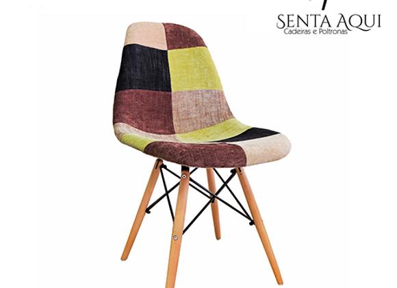 Cadeira Design Charles Eames -Mod. FW20F