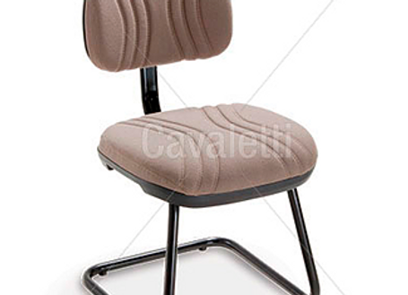 Cadeira Secretária Cavaletti StartPlus - Aproximação  Com opções difere