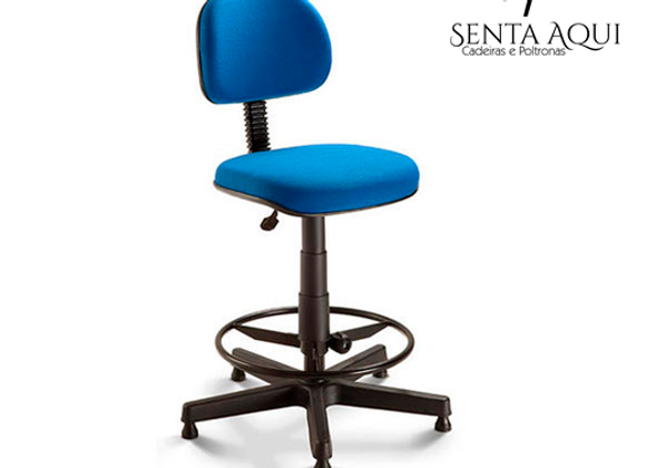 Cadeira Secretárias Light base Caixa