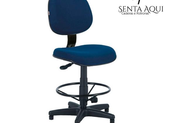 Cadeira Secretária Executiva com Lamina Base Caixa - Linha Clasic