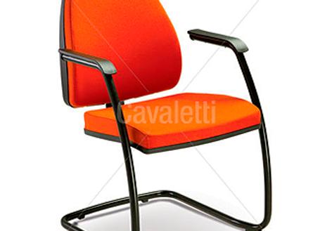 Cadeira Secretária Cavaletti Pro - Aproximação